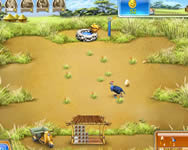 Farm Frenzy 3 farmer j�t�kok