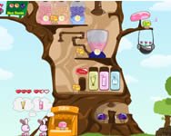 Mushberry treehouse j�t�k